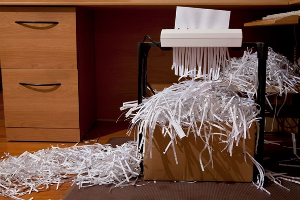 Secure Paper Shredding Services: A Guide